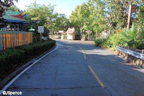 Dinoland Highway