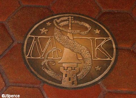 Magic Kingdom Marker