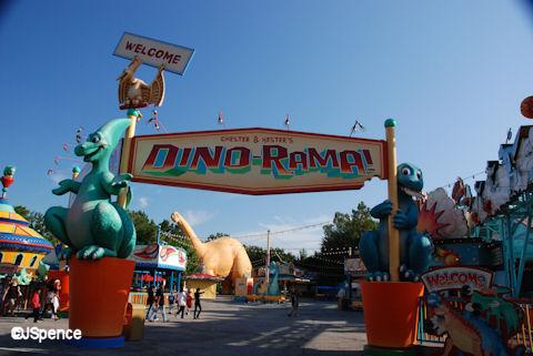 Chester & Hester's Dino-Rama
