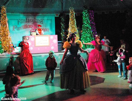 Pavilion Cotillion Dance Party