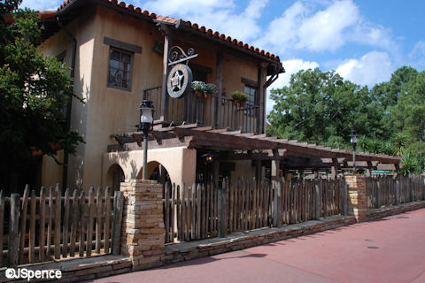 Tall Tale Inn and Café Side Entrance