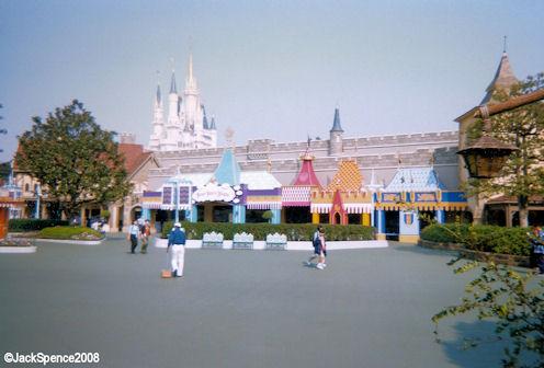 Peter Pan's Flight Fantasyland Tokyo Disneyland