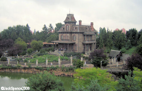 Phantom Manor Disneyland Paris