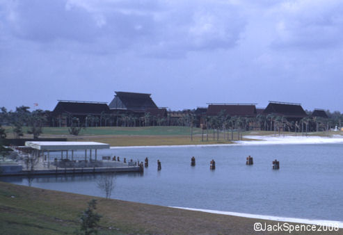 Polynesian Resort 1972