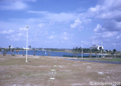 Polynesian Resort Future Expansion Area
