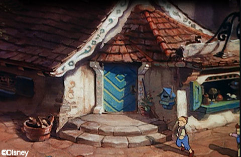 Geppetto's Shop