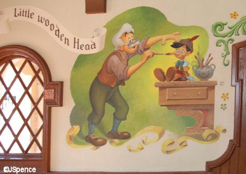 Geppetto Fresco