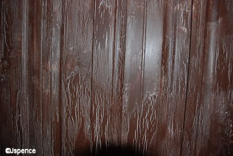 Brown Closet Doors
