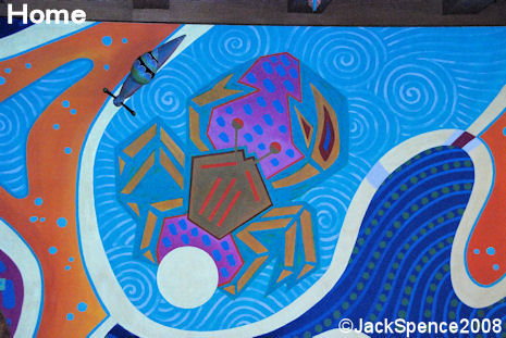 Pizzafari Animals Carry Their Home Room