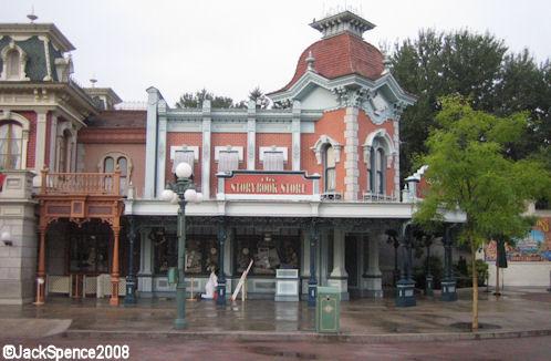livre disneyland Plaza%2009