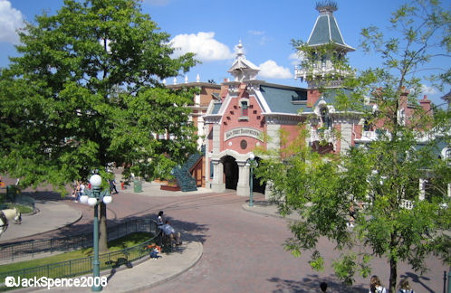 Disneyland Paris Main Street Transportation Company