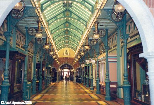 Disneyland Paris Town Square Arcades