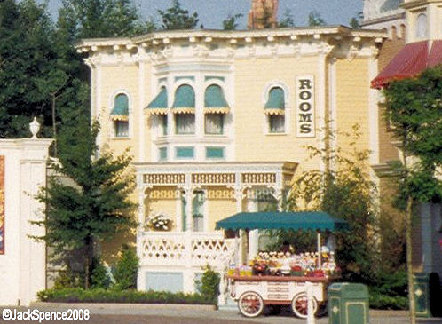 Disneyland Paris Boarding House