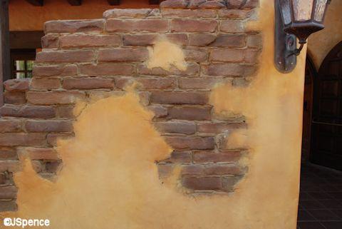 Adventureland Wall