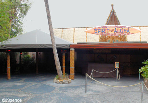 Spirit of Aloha Entrance