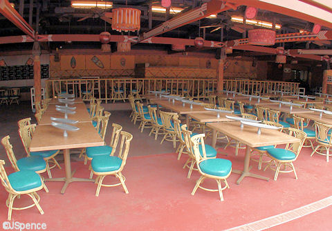 Spirit of Aloha Seating