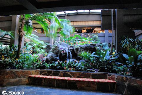 Volcanic Garden