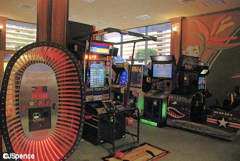 Moana Mickey's Arcade