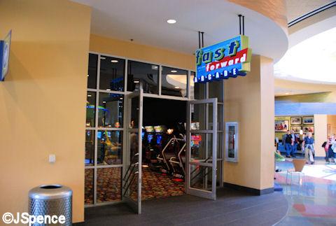 Fast Forward Arcade