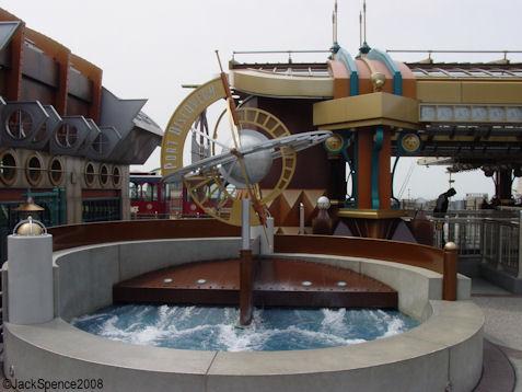 Port Discovery at Tokyo DisneySea