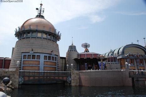 StormRider Port Discovery Tokyo DisneySea