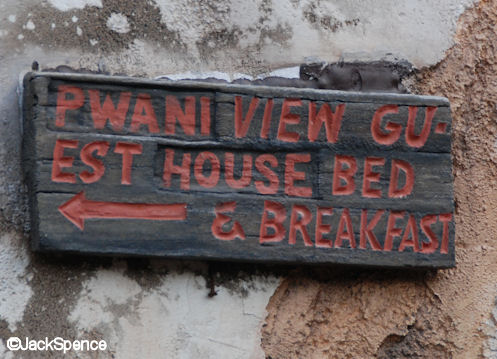 Pwani View Guest House Animal Kingdom