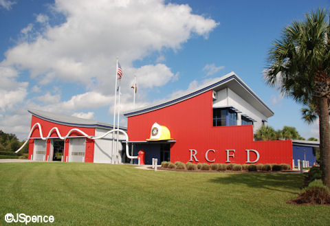 Reedy Creek Fire Dept