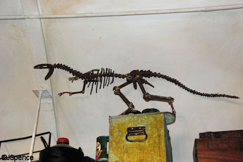 Metal Dinosaur