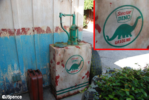 Chester & Hester Gas Station