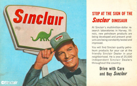 Sinclair Advertisement