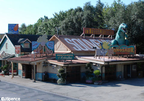Dinosaur Treasures