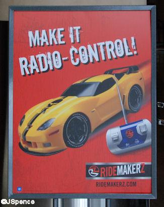 Ridemakerz Sign