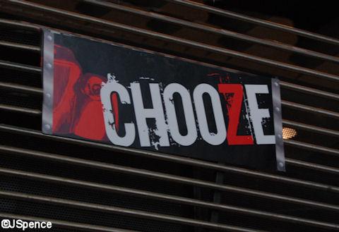 Chooze Sign