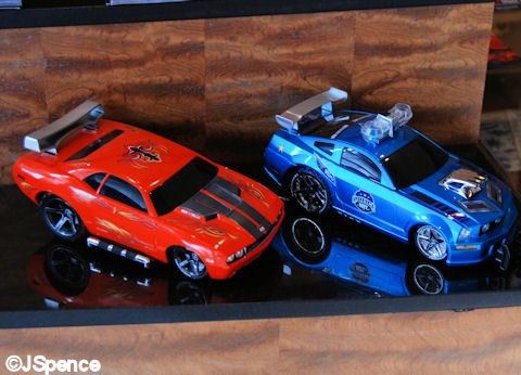 Model Display Cars