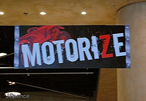Motorize Sign