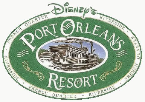 Port Orleans Logo