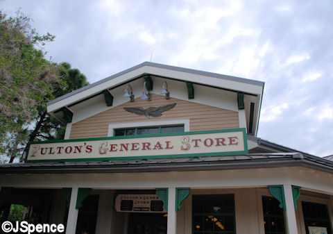 Fulton's General Store.