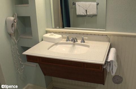 Port Orleans Riverside Room Refurbishments The World