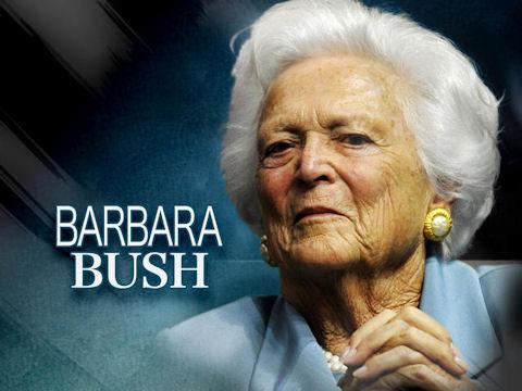 The Barbara Bush Death - Mega Ritual Observation Roses%2001