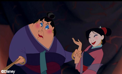 Mulan and Matchmaker