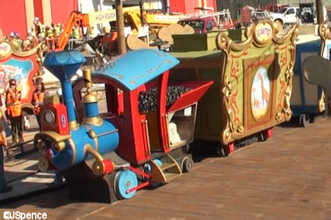 Casey Jr. Engine