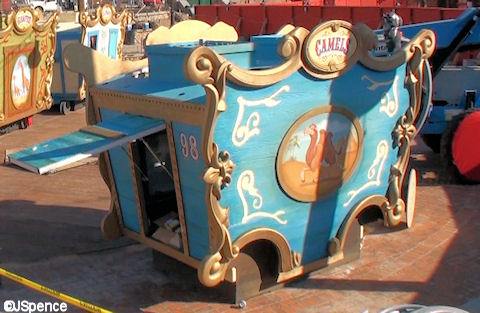 Casey Jr. Camel Car