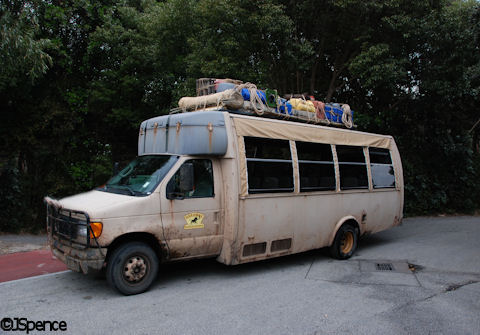 Safari Vehicle Exterior