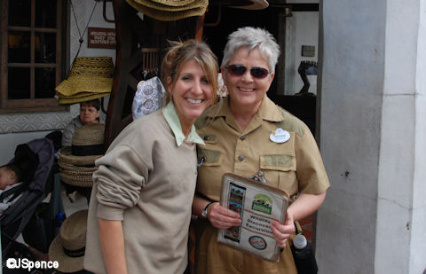 Susan and Suzanne