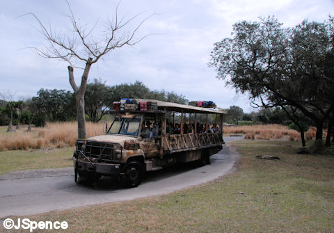 On the Main Road