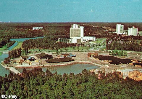 Lake Buena Vista Shopping Village