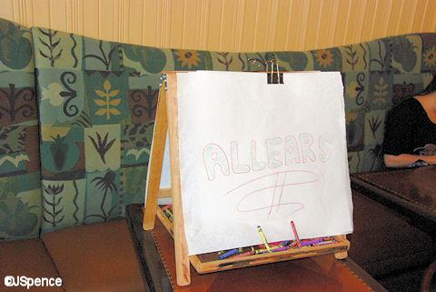 Artist's Palette Dining Room