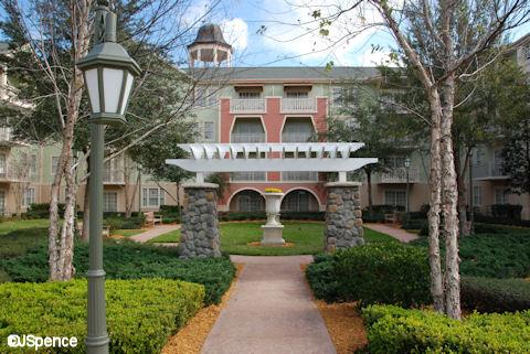 Saratoga Springs Exterior