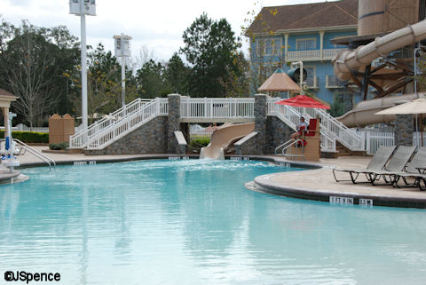 The Paddock Pool & Slide