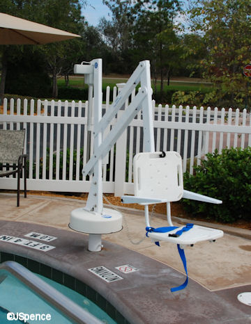 Pool Chair Lift